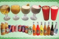 Bebidas – Drinks