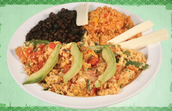 huevos-a-la-mexicana